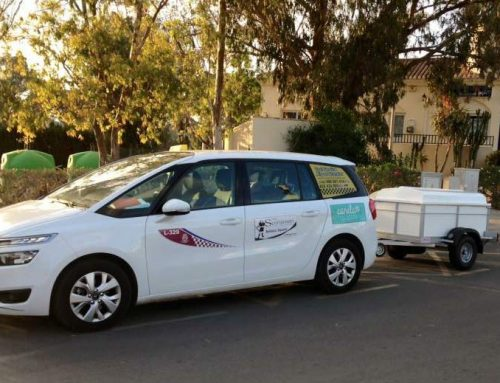 6 Seater Taxi now available with a trailer